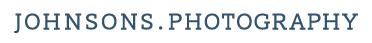 Johnsons Photography | Hunter Johnson Logo